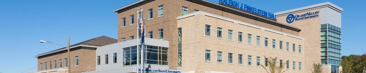 The Master of Public Health program is housed in the new Raleigh J. Finkelstein Hall.